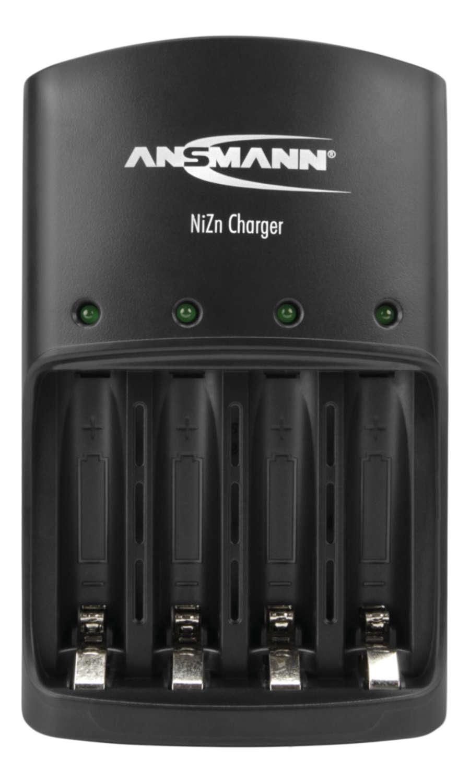 NiZn battery charger