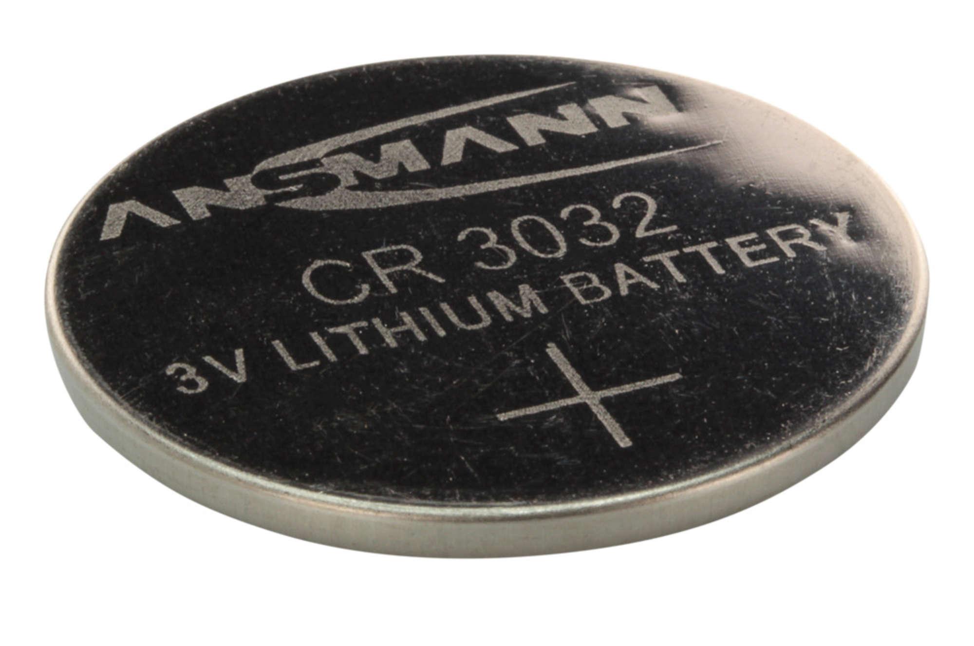 Lithium Knopfzelle CR3032
