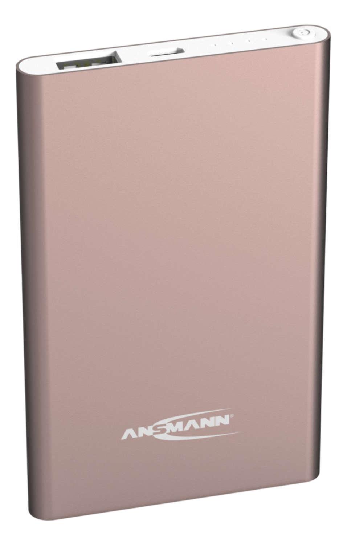Powerbank 4 Ah rosefarben