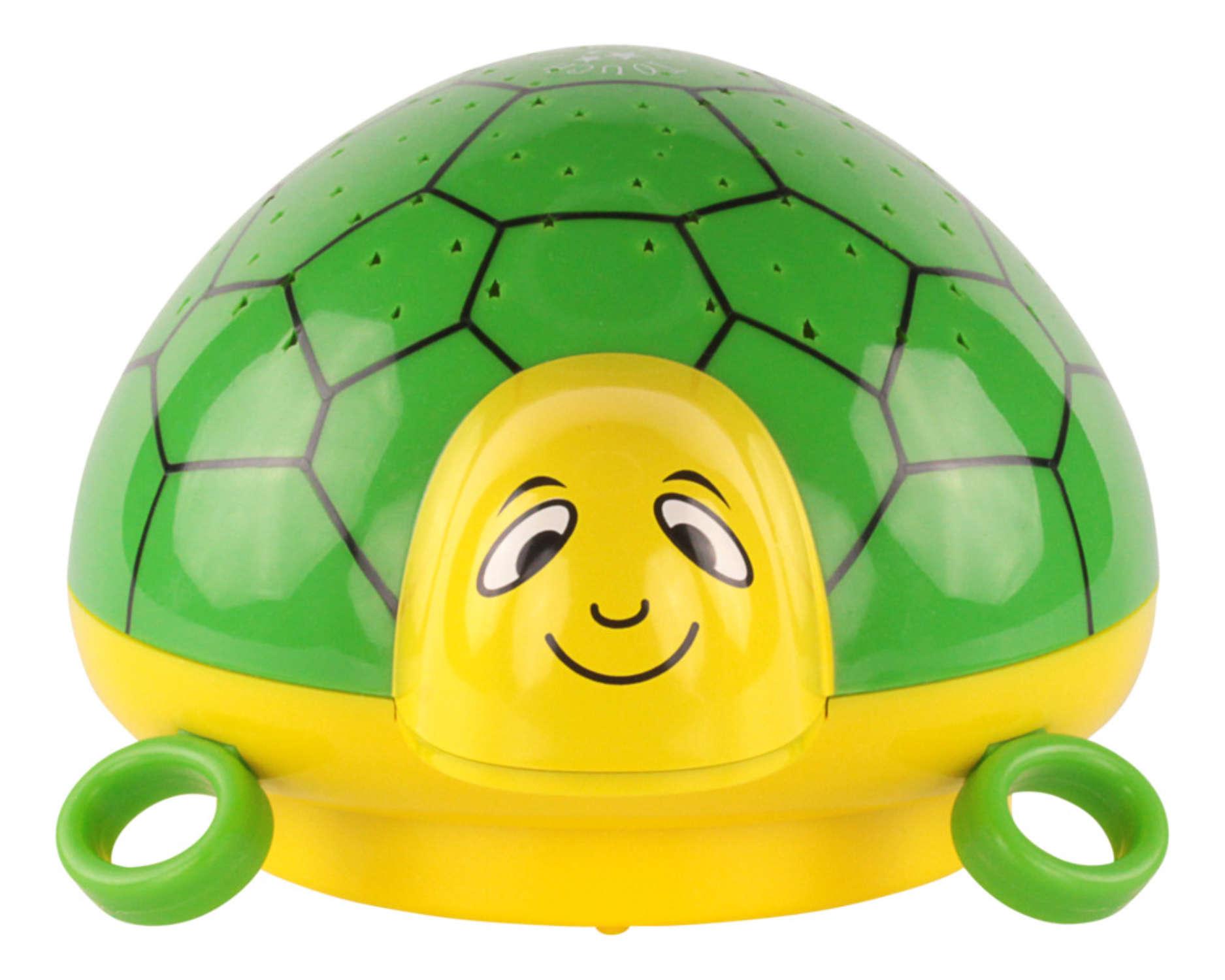 Muziek-sterrenhemel schildpad