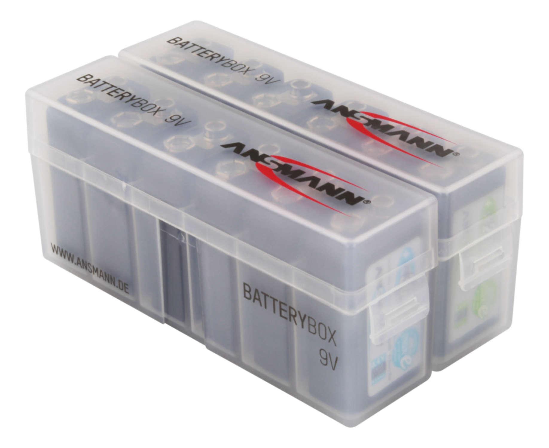 Batterybox 6 - 9V