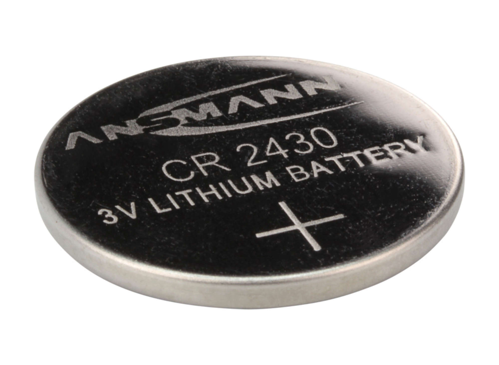 Lithium Knopfzelle CR2430