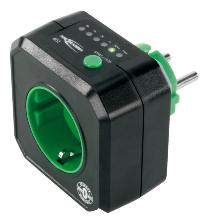 Energy saving mains socket AES1