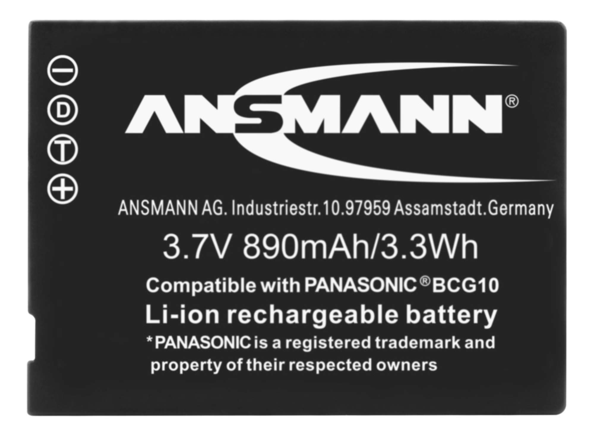 A- Pan BCG 10 E