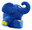 Knuffeldier serie der Elefant met nachtlamp en muziekfunctie