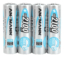NiMH Rechargeable battery AA / HR6 2100 mAh maxE 4 pcs.