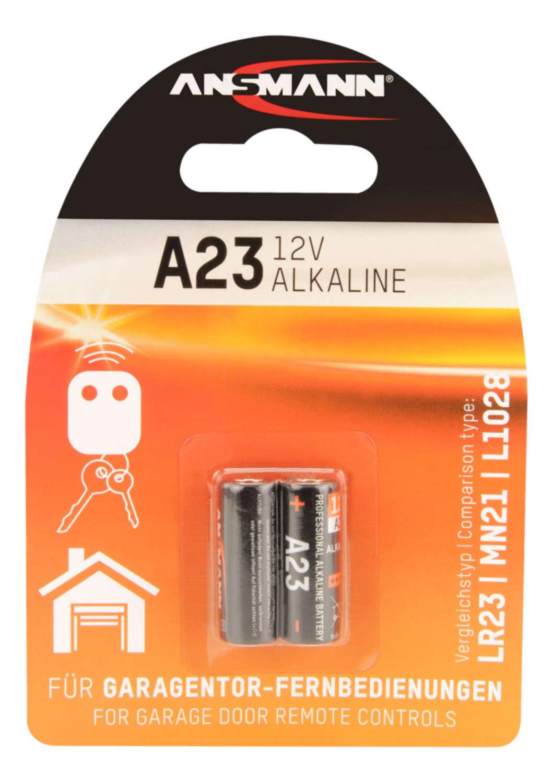 Alkaline Battery A23 / LR23