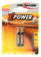X-Power Alkaline Batterie Mini AAAA / LR08 2er Blister