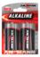 Alkaline Battery D / LR20 2 pcs. blister packaging