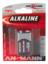 Alkaline Battery E / 6LR61 1 pcs. blister packaging