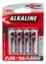 Alkaline Battery AA / LR6 4 pcs. blister packaging