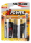 X-Power Alkaline Battery D / LR20 2 pcs. blister packaging