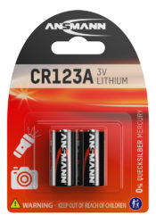Lithium Batterie CR123A / CR17335