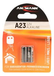 alkaliset Batterie A23 / LR23
