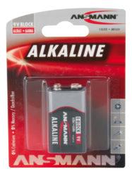 Alkaline Batterie Block E / 6LR61 1er Blister