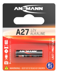 Alkaline Battery A27 / LR27