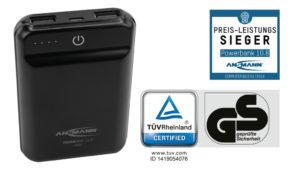 Powerbank / batterie externe 10.8 mini