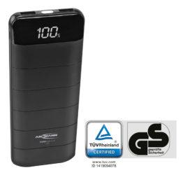 Powerbank 12.8 LCD