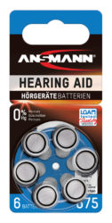 Hearing Aid batteries Type 675 / PR44