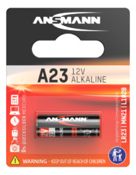 Alkaline Battery A23 / LR23