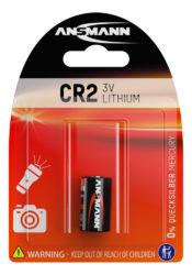 Lithium Batterie CR2 / CR17355