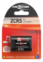 Lithium Batterie 2CR5