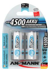 NiMH Pile rechargeable Baby C 4500 mAh maxE 2 pcs.