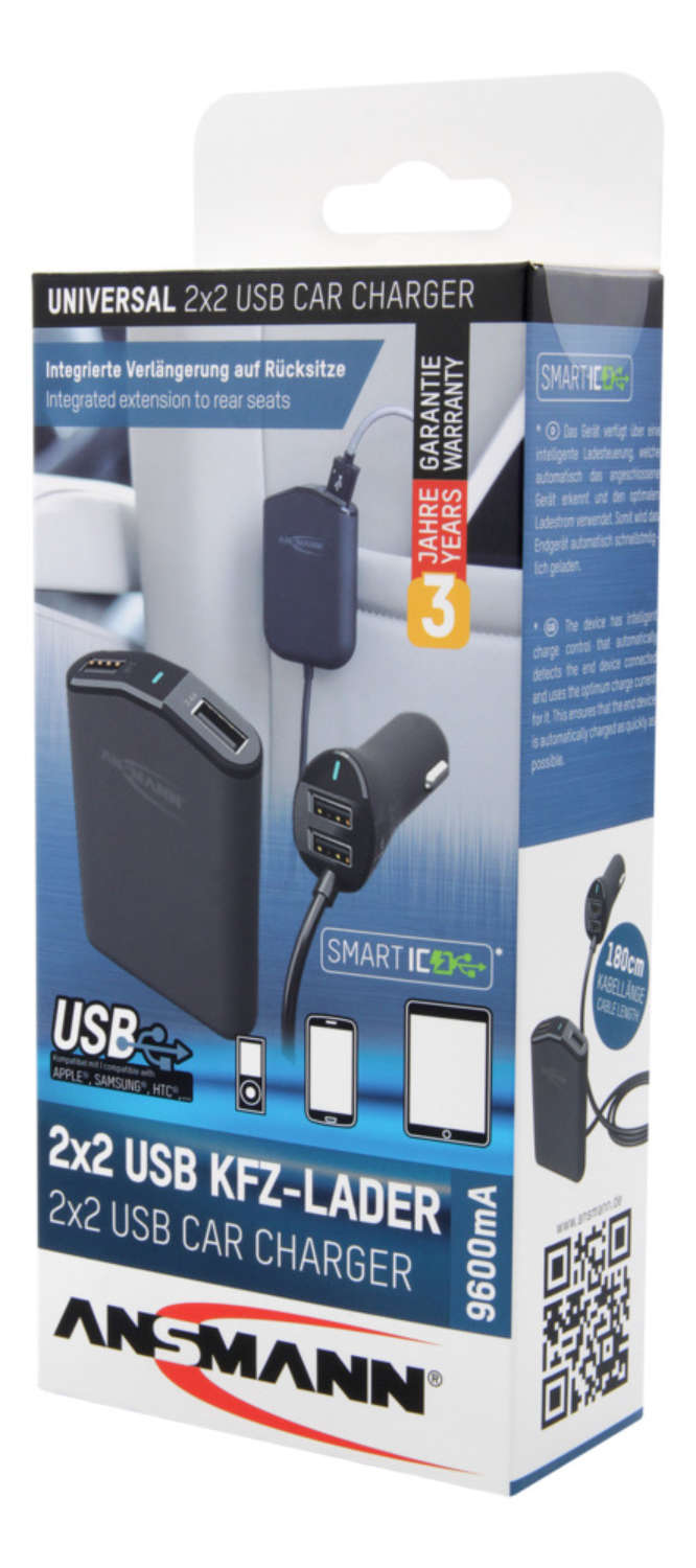 In-Car Charger 496
