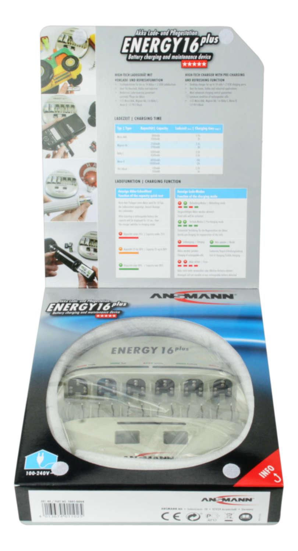 Energy 16 plus