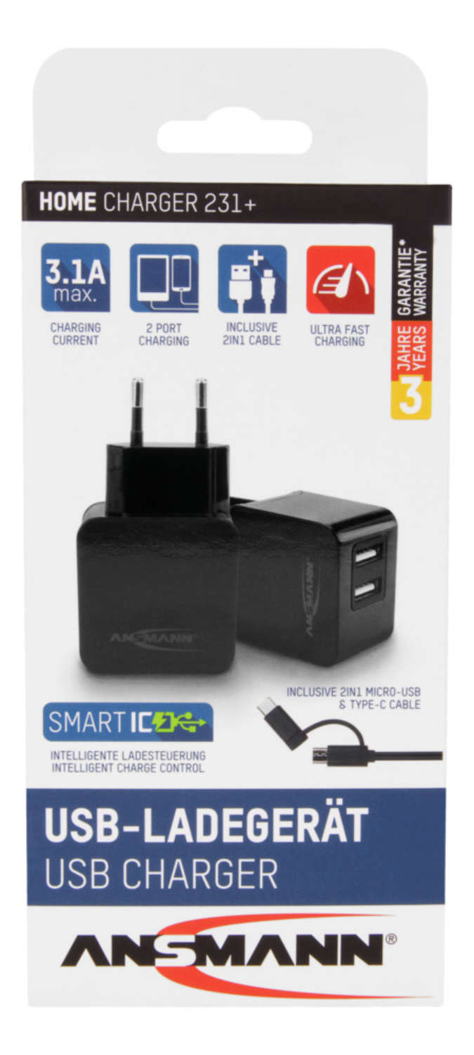 Home Charger 231+