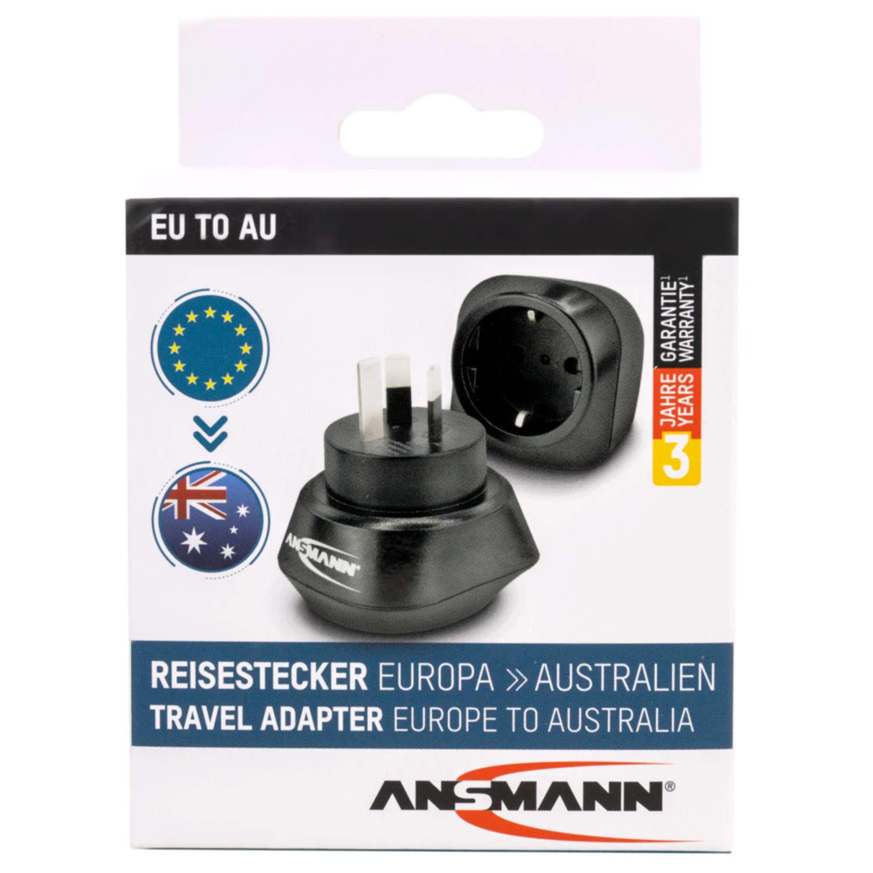 """Reisstekker """"EU to AU"""""""