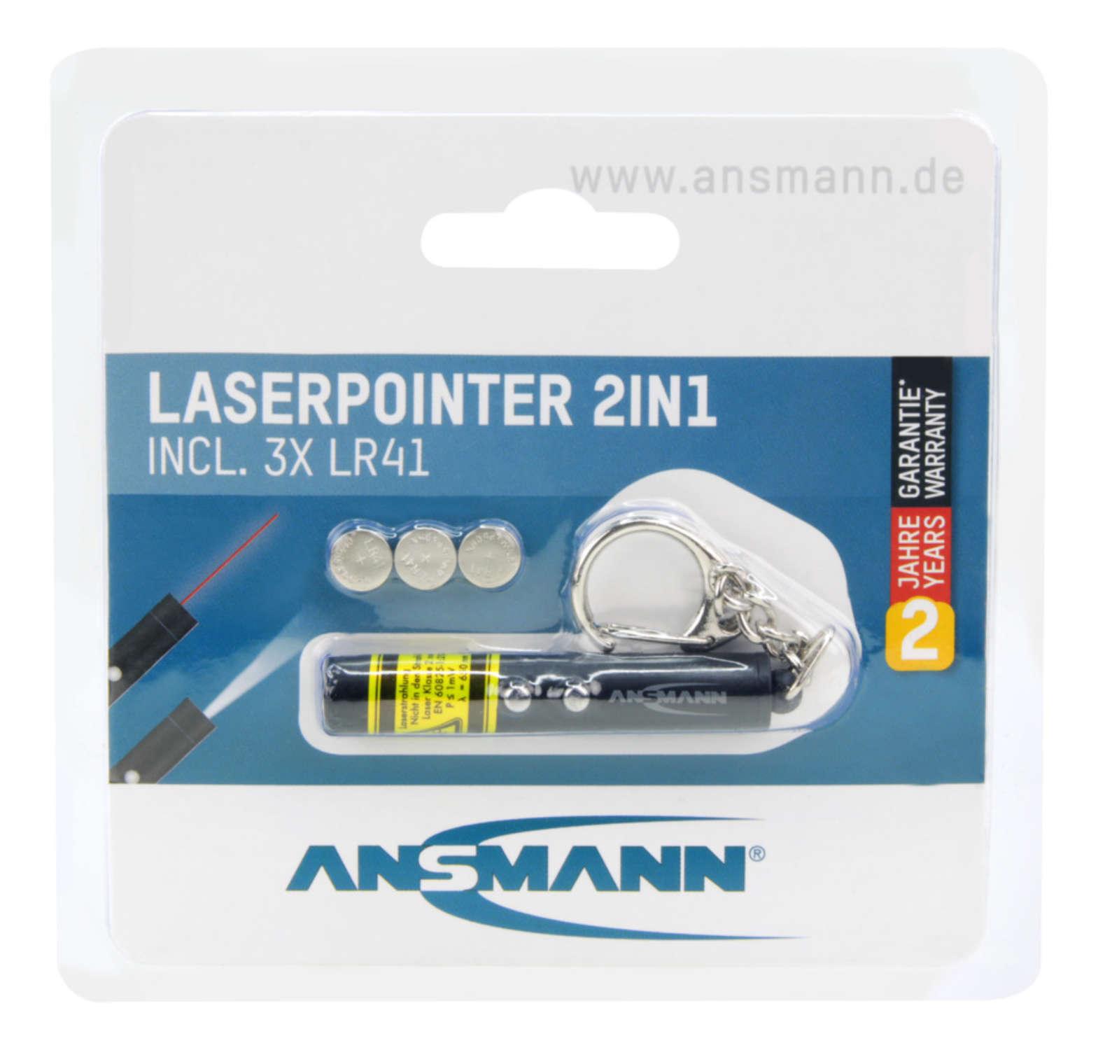 Laserpointer 2in1