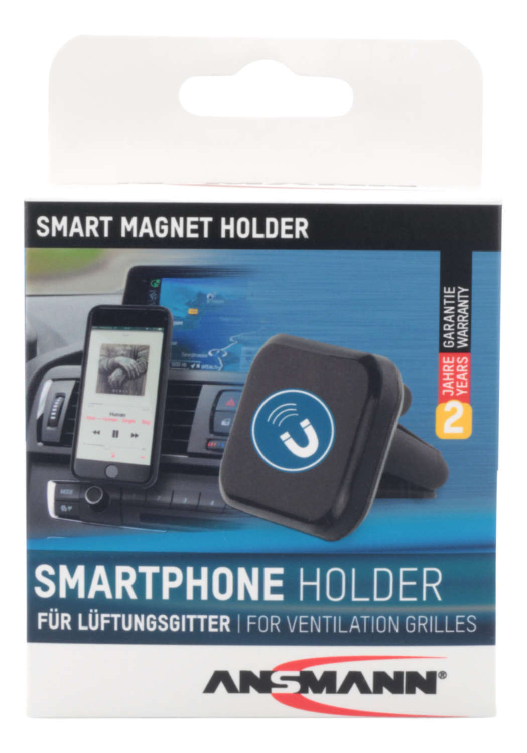 Smart Magnet Air Vent Holder