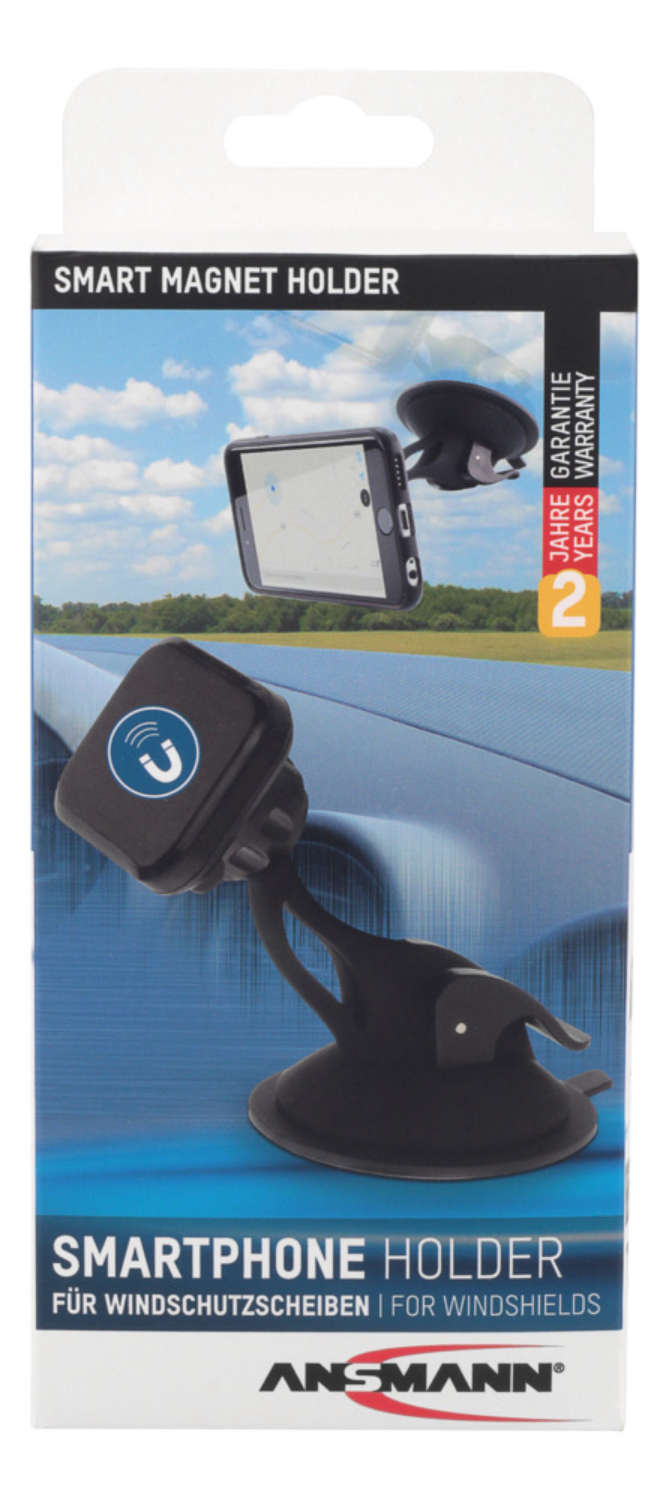 Smart Magnet windscreen holder
