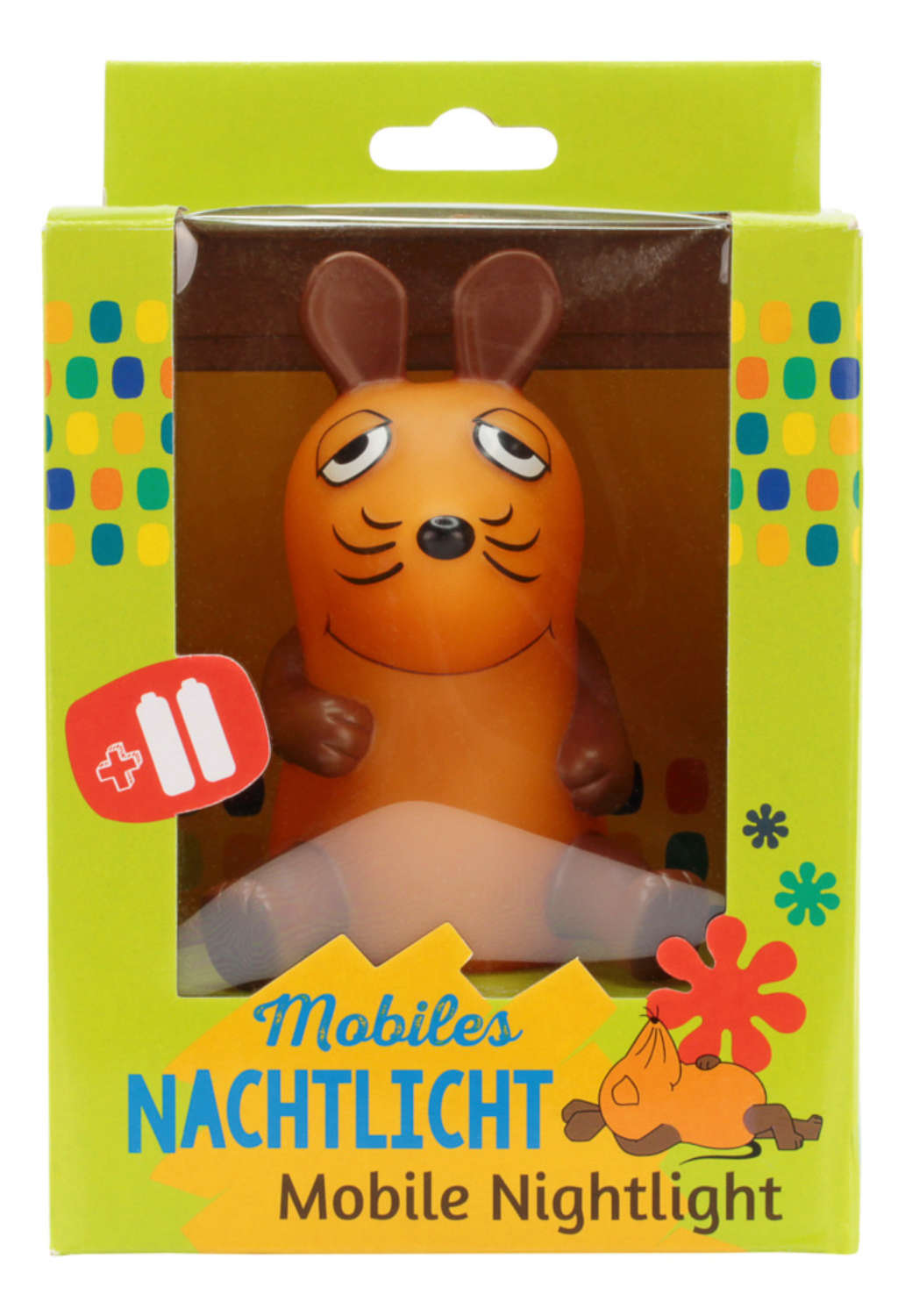 Mobile nightlight Mouse