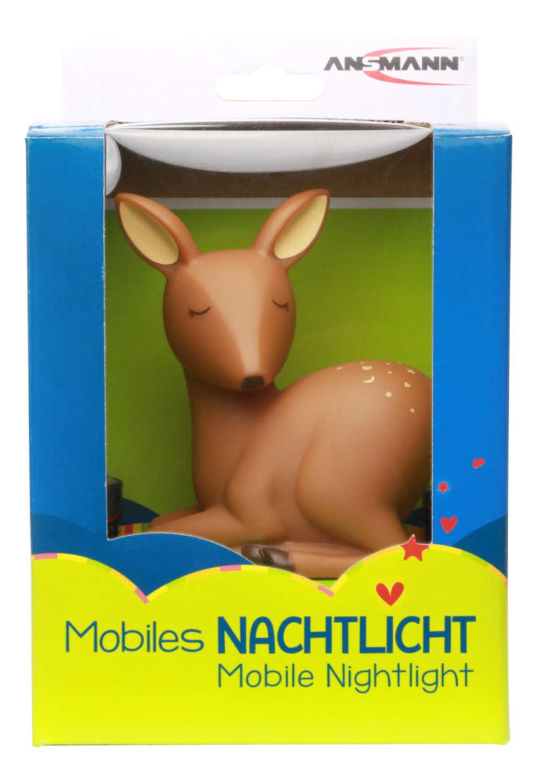 Mobiles Nachtlicht Reh