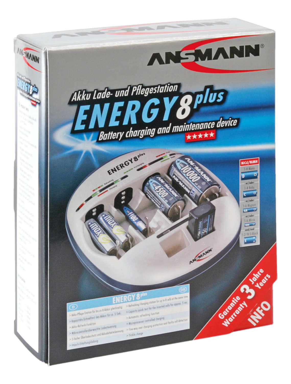 Energy 8 plus