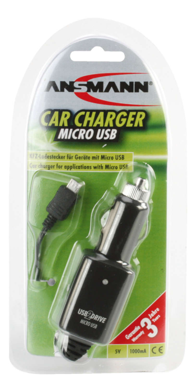 Car Charger Micro USB
