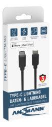 Type C / Lightning USB Daten- und Ladekabel 200 cm