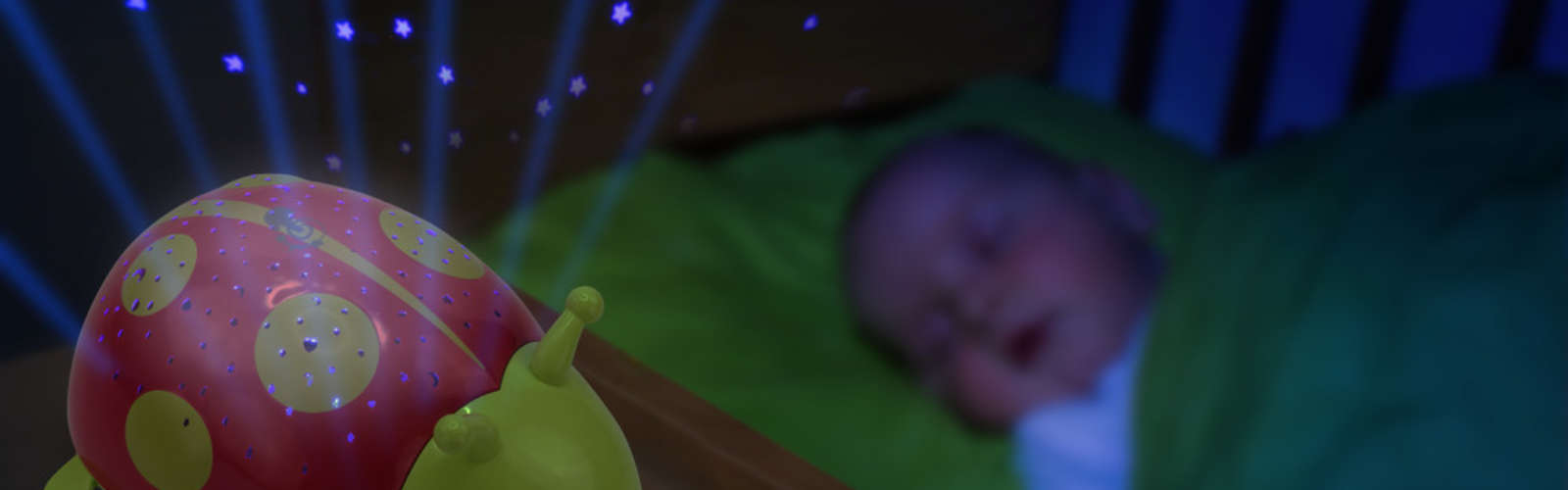 Sternenlicht Marienkäfer