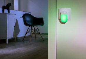 LED Guide AMBIENTE grün