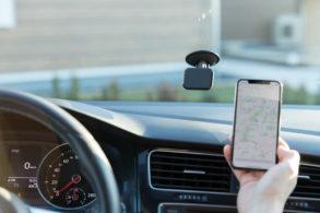 Smart Magnet windscreen holder