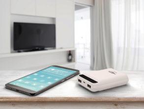 Powerbank 10.8 mini white