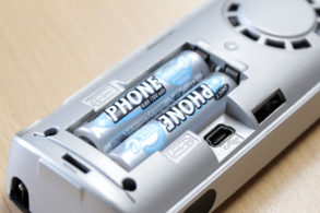 Dect NiMH Rechargeable battery AA / HR6 1300 mAh maxE 2 pcs.