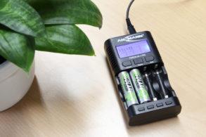 Solar NiMH Rechargeable battery AA / HR6 800 mAh maxE 2 pcs.