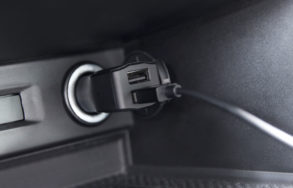 In-Car Charger 231+