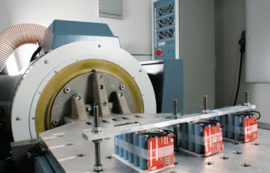 ANSMANN åpner det egne, interne UN-testsenter
