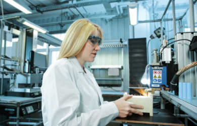 An in-house production facility for rechargeable battery packs is established in Assamstadt.